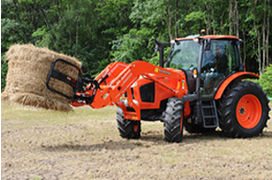 Kubota Farm Machinery Europe sera officiellement créée en janvier 2014