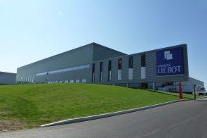 k line ouvre son usine de portes d 39 entr e btp construction. Black Bedroom Furniture Sets. Home Design Ideas