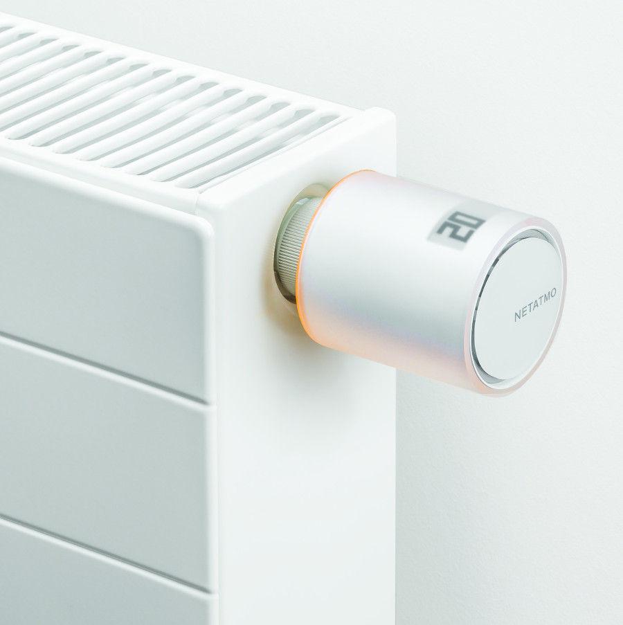 apr s les chaudi res netatmo connecte les radiateurs avec des vannes intelligentes. Black Bedroom Furniture Sets. Home Design Ideas