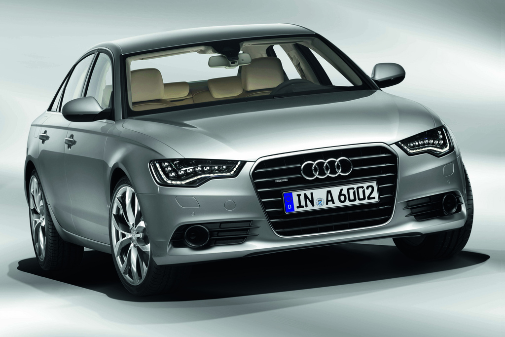 Audi A6 - salon automobile geneve 2011