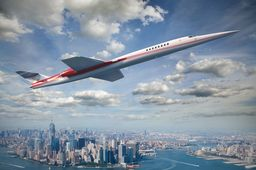Lockheed Martin s'associe à Aerion pour développer l'avion supersonique AS2