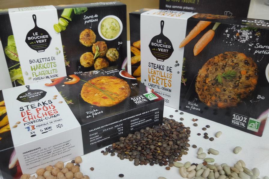 [Sial 2016] L'agroalimentaire français à l'heure des protéines végétales