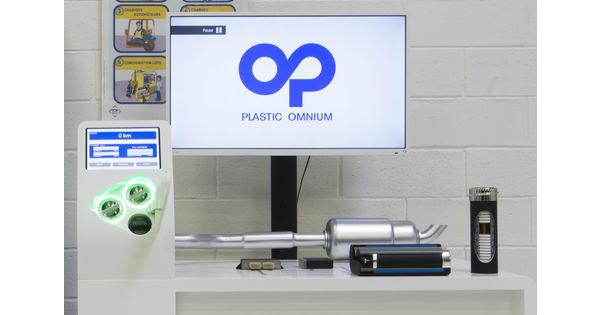 plastic omnium d veloppe un nouveau syst me de d pollution plus efficace pour les moteurs diesel. Black Bedroom Furniture Sets. Home Design Ideas