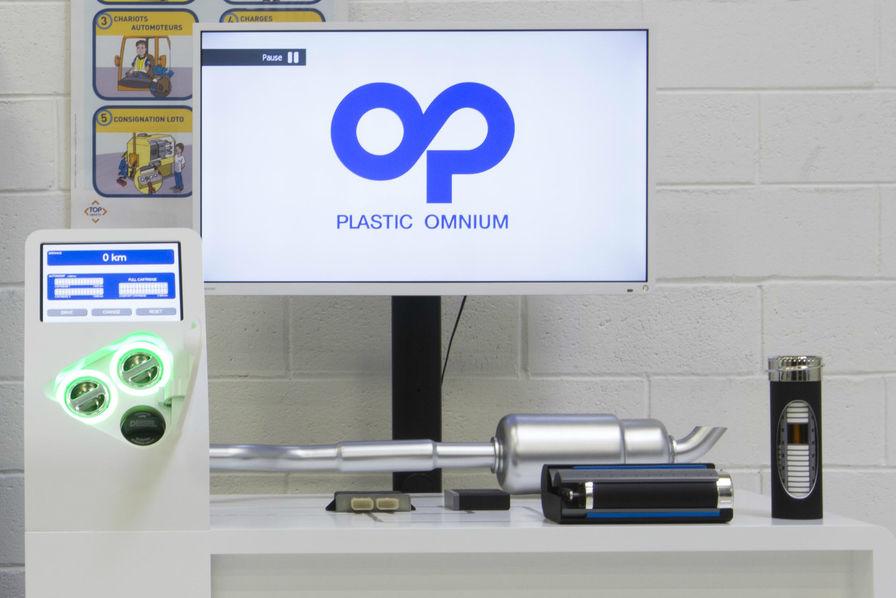 Plastic Omnium développe un nouveau système de dépollution plus efficace pour les moteurs diesel