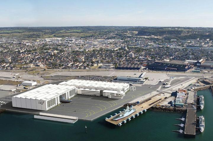 Constructions mécaniques de Normandie investit dans une nouvelle usine à Cherbourg