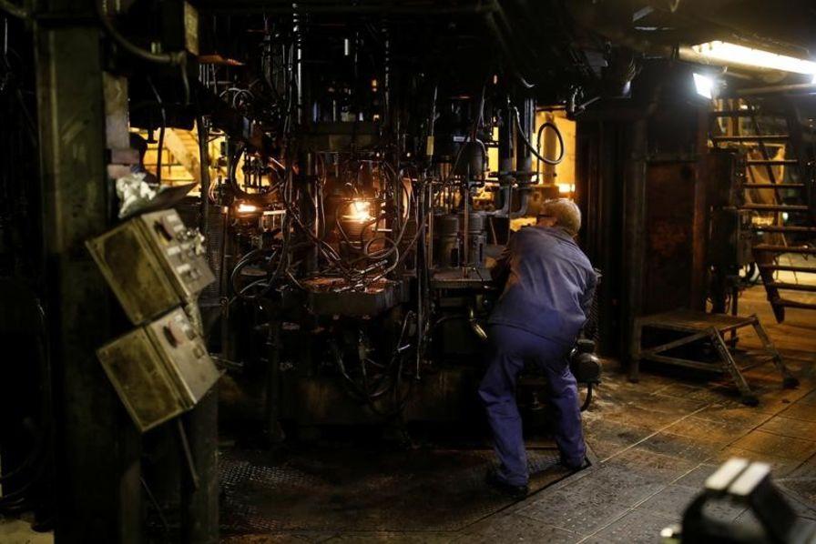 La production industrielle française est repartie en baisse en juin