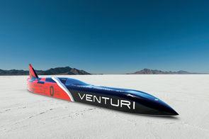 Venturi la voiture la plus rapide du monde l 39 usine auto - La voiture la plus rapide du monde ...