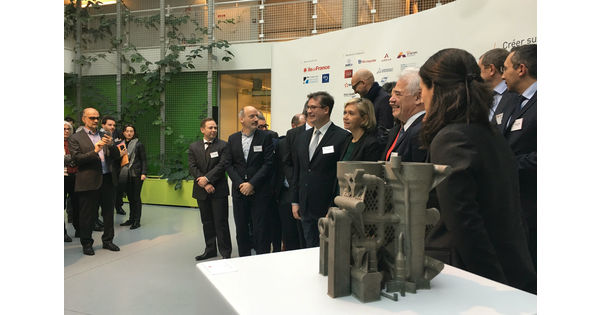 L'Additive factory hub veut accélérer l'industrialisation de l'impression 3D - Technos et Innovations