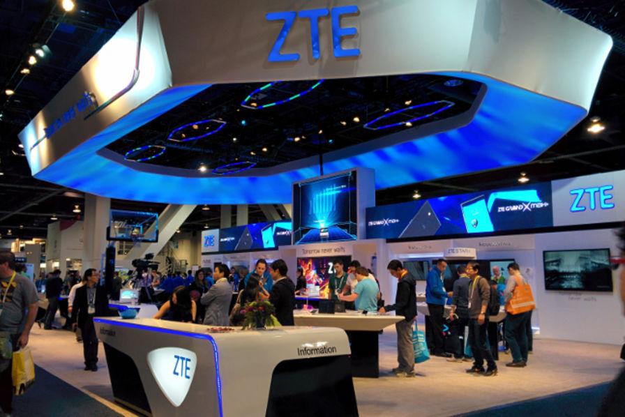 Mise en garde de Pékin aux États-Unis — Sanctions contre ZTE