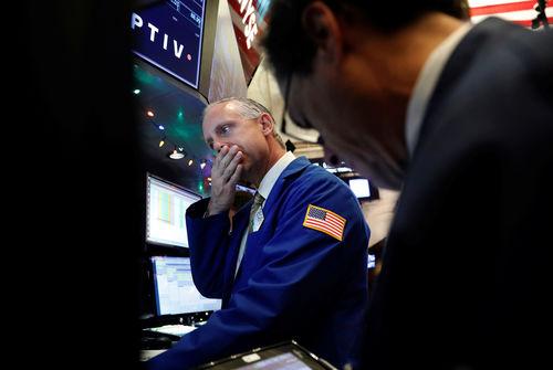 3ème record d'affilée, banques recherchées — Wall Street