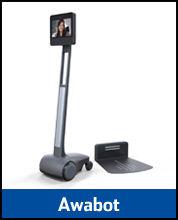 Awabot : la téléprésence à prix éco
