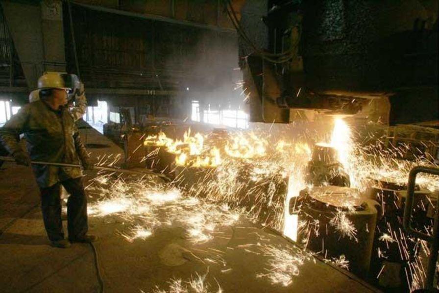 Explosion dans une usine sidérurgique, deux blessés légers — Fos-sur-Mer