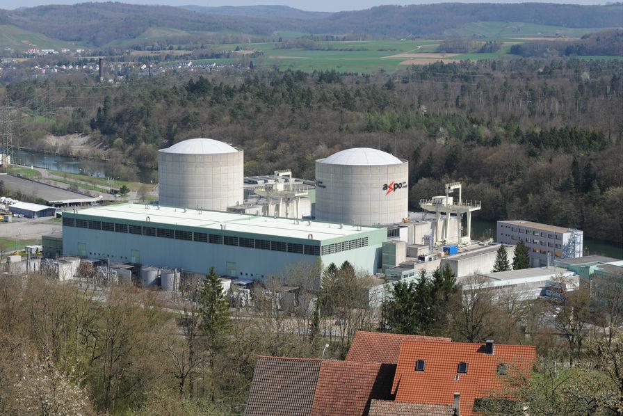 L'initiative est rejetée — Sortir du nucléaire
