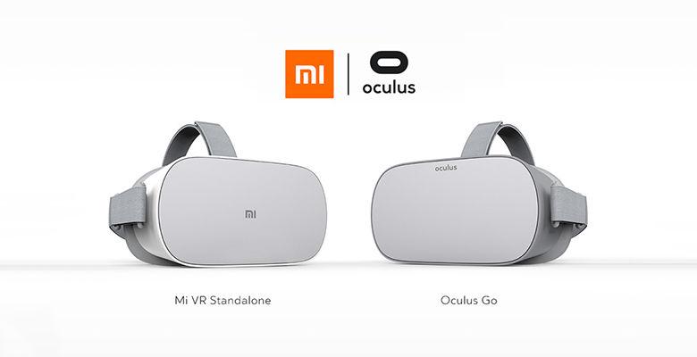 Partenariat Hardware Oculus - Xiaomi pour l'Oculus Go et le Mi VR