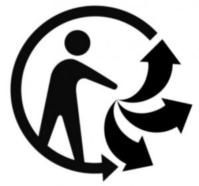 Recyclage : parution d'un guide sur le logo Triman