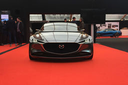 [Vidéo] Le Festival automobile international, l'exposition des concept-cars