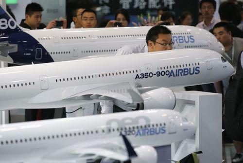 Quatre A350 dédiés à Qatar Airways seront réalloués — Airbus