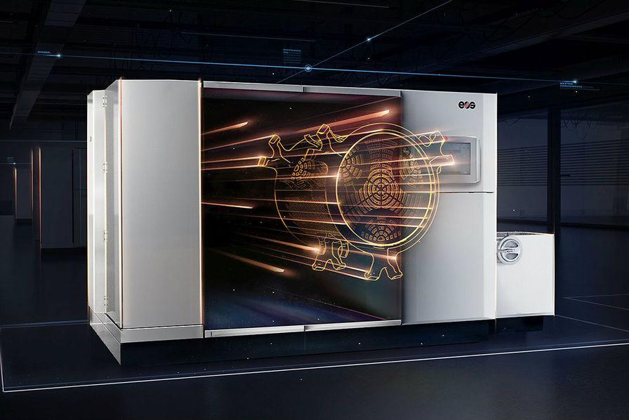Eos accélère sur l'impression 3D plastique industrielle