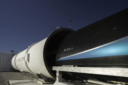 Virgin Hyperloop One veut construire un tunnel en Inde
