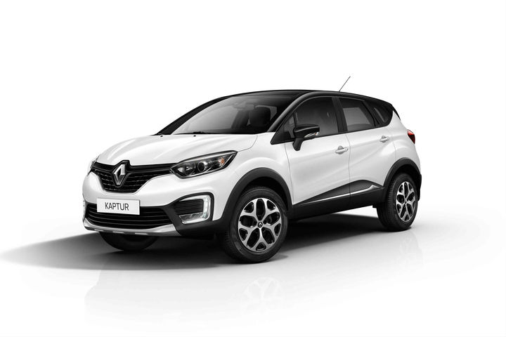 renault kaptur le captur russe qui cache un dacia. Black Bedroom Furniture Sets. Home Design Ideas