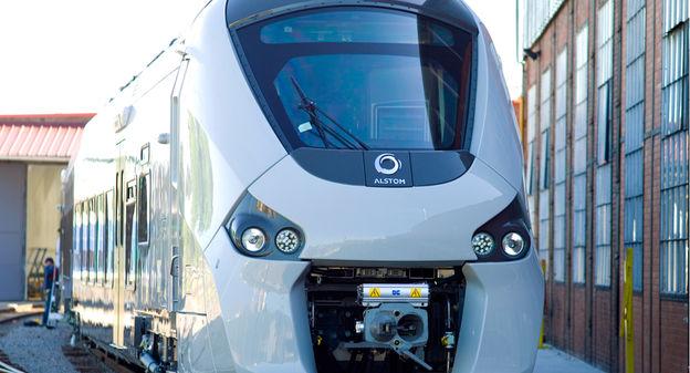 [Made in France] Les premières commandes de trains à hydrogène passées en Bourgogne-Franche-Comté