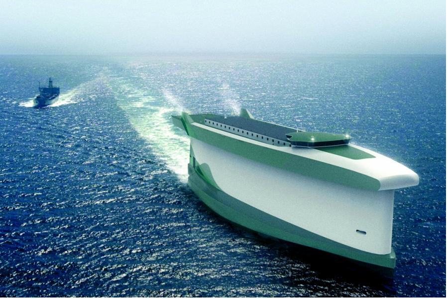 vindskip un concept de cargo hybride olien gaz naturel liqu fi transport. Black Bedroom Furniture Sets. Home Design Ideas
