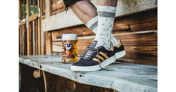 L'industrie c'est fou] Pour l'Oktoberfest, Adidas sort des