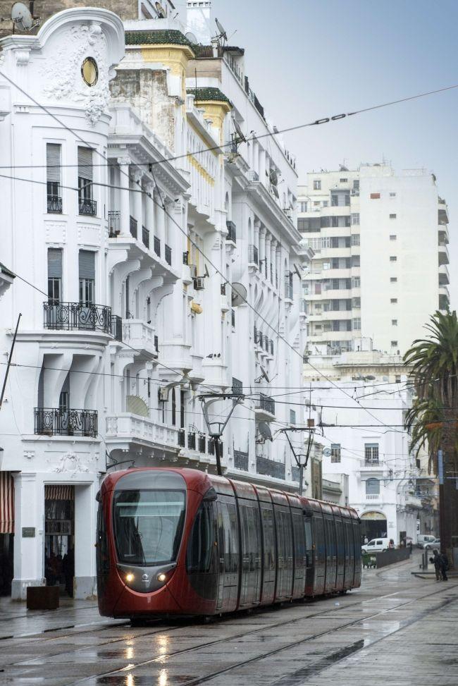 Trawmay de Casablanca inaguré en décembre 2012