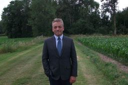 Didier Charrier, directeur général France de Monsanto SAS