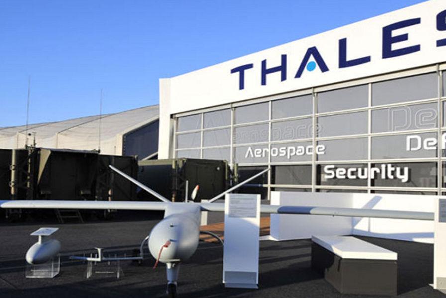 Thales affiche une forte croissance en 2017