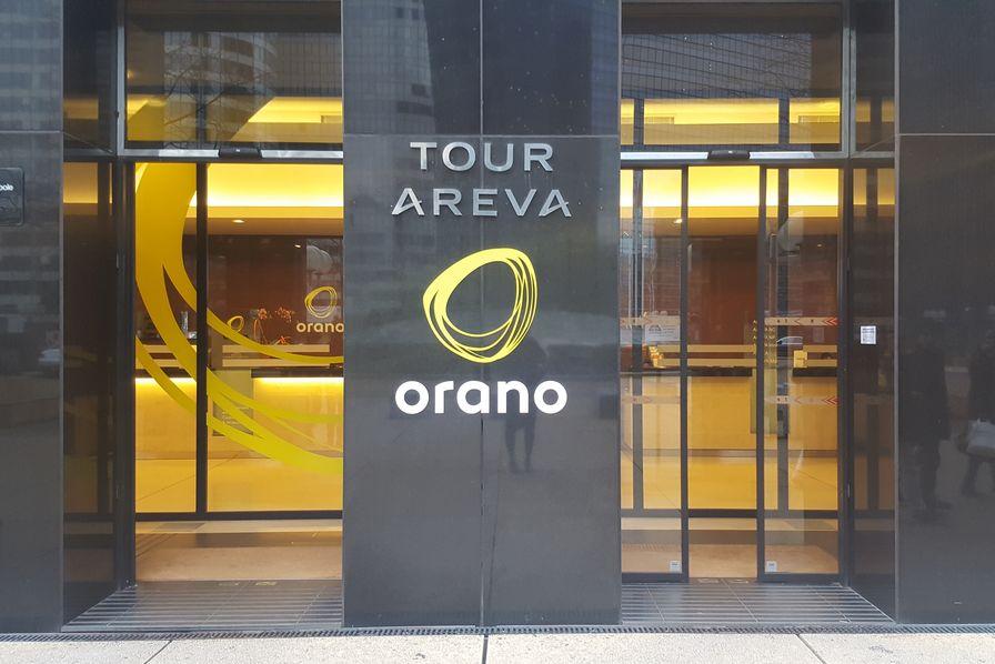 New Areva change de nom et devient Orano — Nucléaire