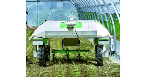 Les robots agricoles de Naïo Technologies lèvent 2 millions d'euros - L'usine Agro