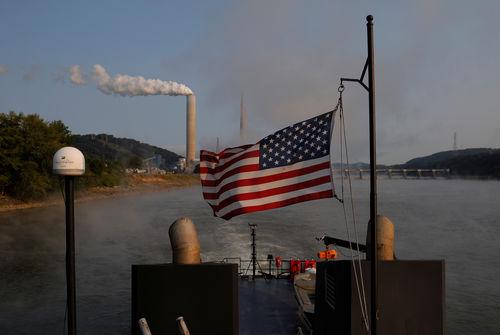 USA: croissance du PIB révisée à 3,2% au 3e trimestre