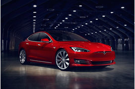 Tesla modifie (un peu) le design de la Model S