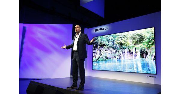 Le coût des écrans microLED vont être divisés par cinq à dix d'ici 2026