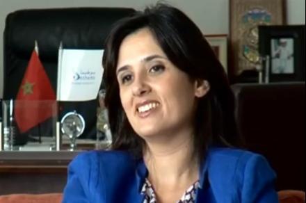 Lamia Tazi, Directrice générale de Sothema