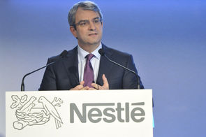 Laurent Freixe - Nestlé