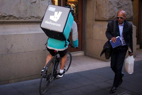 Deliveroo valorisé 2 milliards de dollars après une colossale levée de fonds