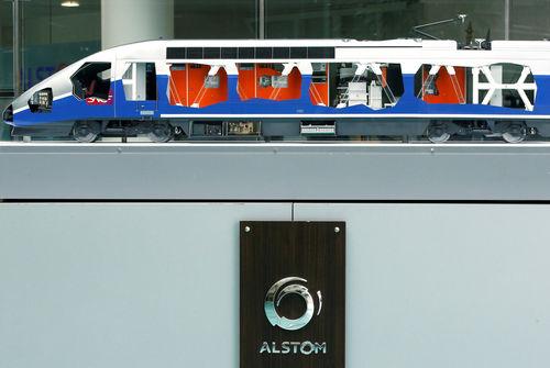Siemens Alstom Fusion
