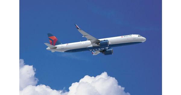 Delta Air Lines va investir un milliard de dollars pour atteindre la neutralité carbone en 2030 - L'Usine Aéro