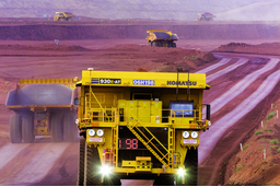 [Photo] Rio Tinto multiplie ses camions autonomes