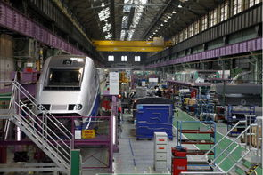 Alstom Transport -Usine de Belfort