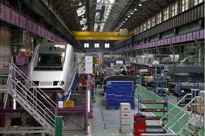 Alstom Transport - Usine de Belfort