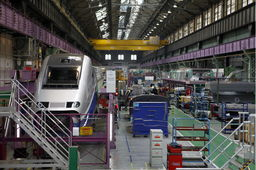 Alstom stoppera la production de trains à Belfort dès 2018