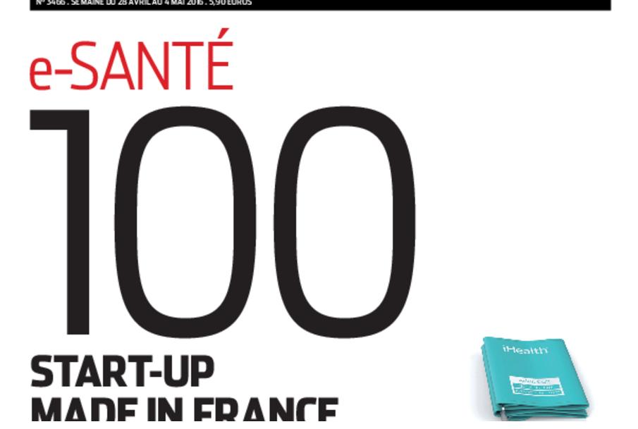 100 start up made in france sant. Black Bedroom Furniture Sets. Home Design Ideas