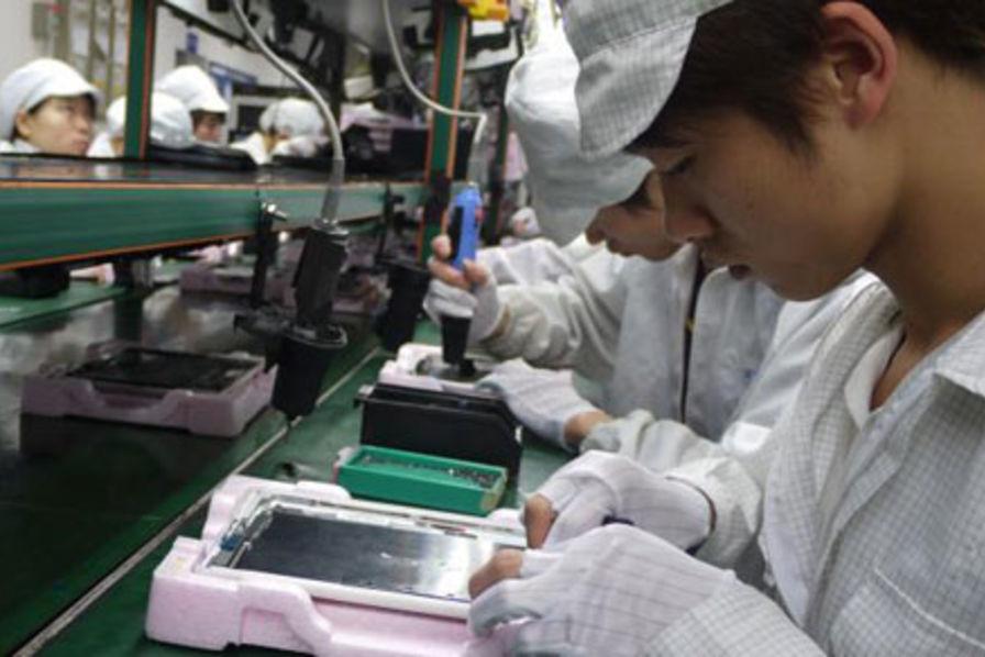 Au cœur de la chaine de production des iPad chez Foxconn - Technos ... 0f64484ceb1