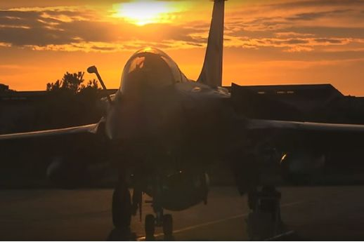 Un documentaire exclusif sur le Rafale, un avion secret défense