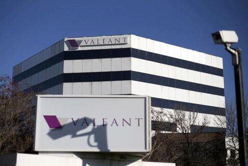 Paulson au conseil d'administration de Valeant, le titre grimpe