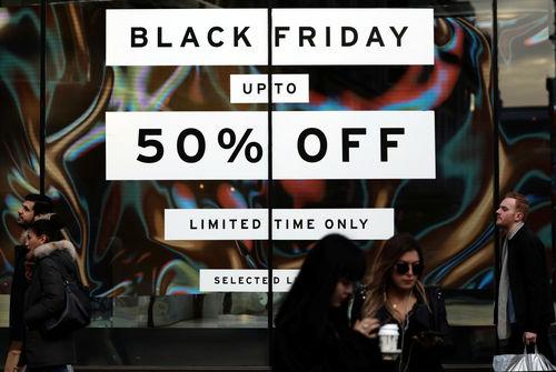 En Europe aussi les distributeurs misent sur le Black Friday