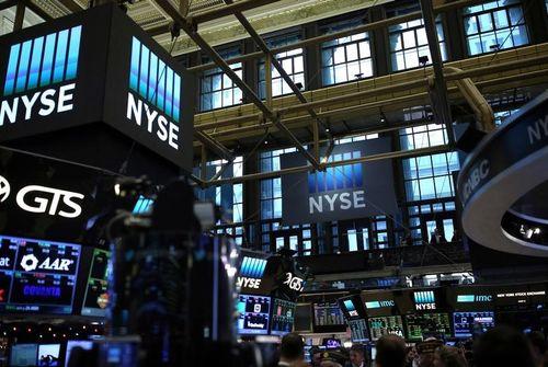 Sans tendance, chute de la volatilité — Wall Street